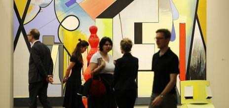 """Art Cologne"" exhibition opens"