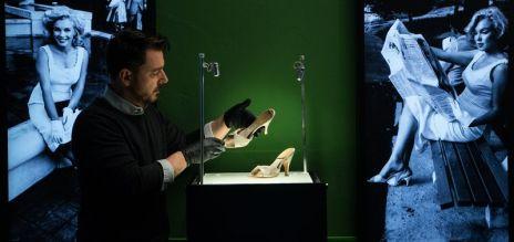 Exhibition on Marilyn Monroe