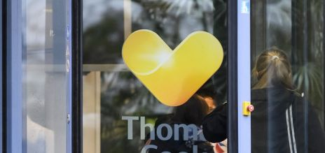 Aid for Thomas Cook clients