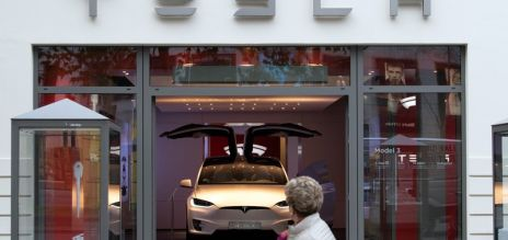 Tesla to open a factory near Berlin