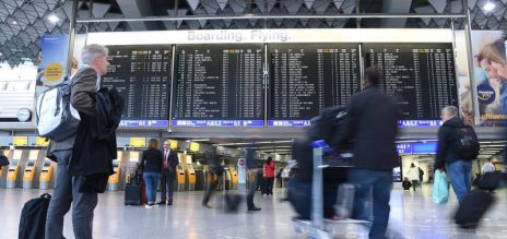 Rise in passenger numbers
