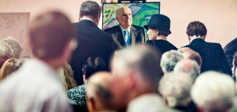 Anniversary rites for Helmut Kohl