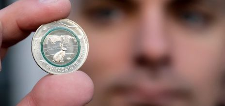 Huge interest in new five-euro coin