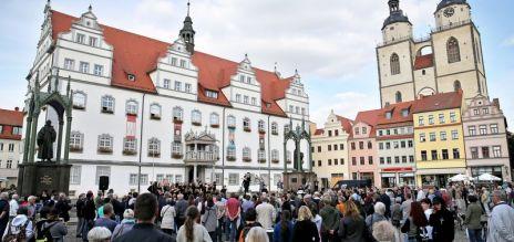 Wittenberg recuerda a Melanchthon