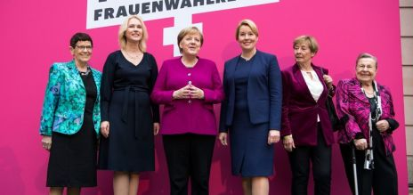 Century of German female suffrage