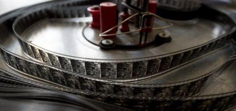 Digitalising German film heritage