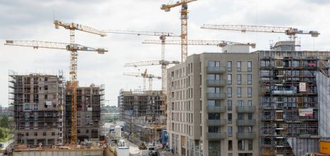 Construction boom in 2019