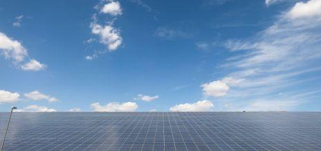 Auge de la energía solar alemana