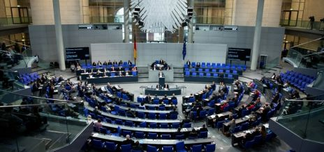 Bundestag appreciates Basic Law