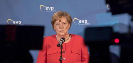 Merkel für EU-Erneuerung