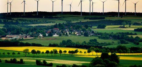 Récord de electricidad verde