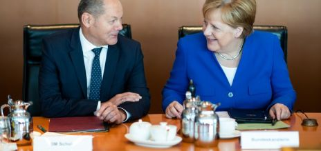 Germany to reduce solidarity tax