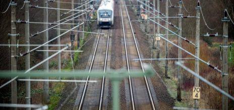 Förderprogramm für Bahnverkehr