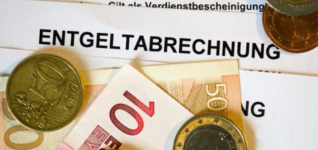 German net incomes rose in 2018