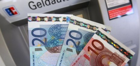Germans income on the rise