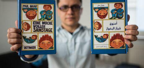 Deutsche Märchen auf Arabisch