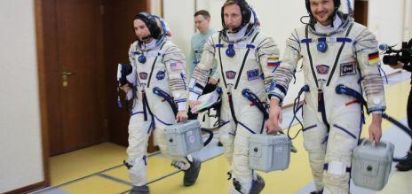 Neuer Einsatz für Astronaut Gerst