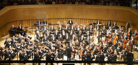Berlin Philharmonic plays in Taiwan