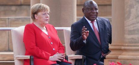 Unterstützung für Südafrika