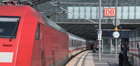 La estación de tren como oficina