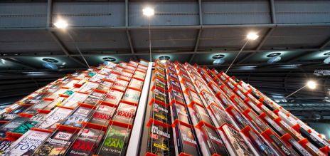 Frankfurter Buchmesse eröffnet