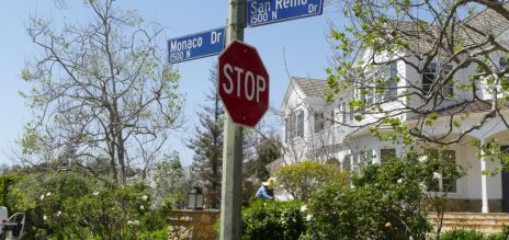 Steinmeier visita California