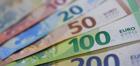 German public-sector debts decline