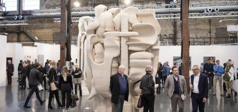 40,000 visitors at Art Dusseldorf