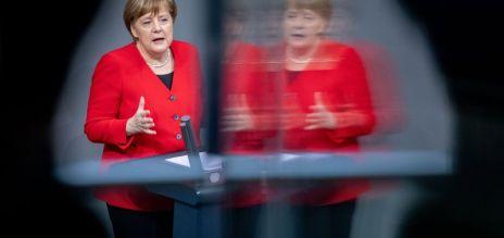 Merkel: Die Rolle Europas wächst