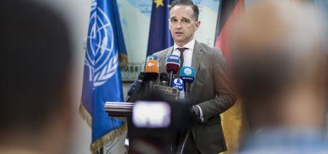 Für politische Lösung in Libyen