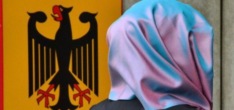 Headscarf ban in court is legal