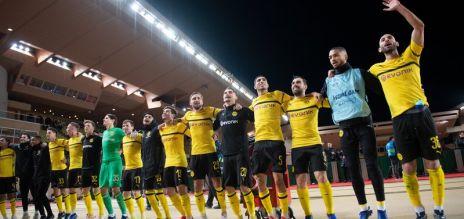 Dortmund and Bayern: CL success