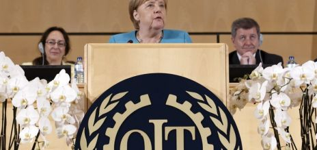 Merkel: Economy should serve people