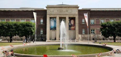 Arte de la RDA en Düsseldorf