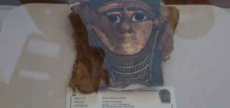 Hallazgo de arqueólogos alemanes