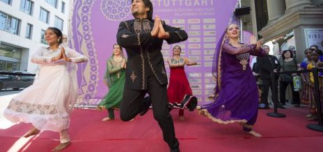 Indian filmfest opens in Stuttgart