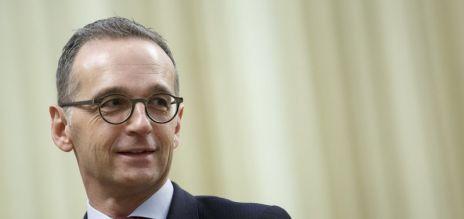 Heiko Maas hails Brexit deal