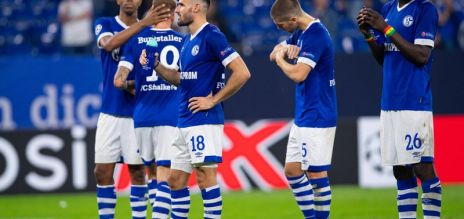 Schalke face leaders Bayern