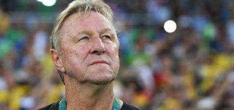 Football trainer Hrubesch honoured