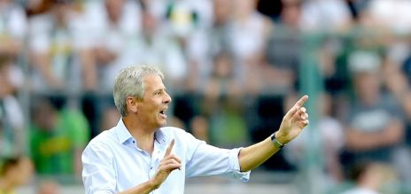Dortmund appoint Favre as new coach