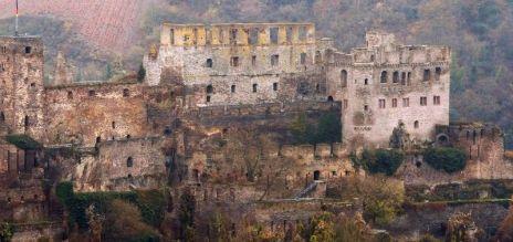 Deutschlands Burgen werden gezählt