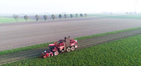 Farmland prices in Germany rise