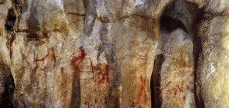 Neandertaler schufen Höhlenkunst