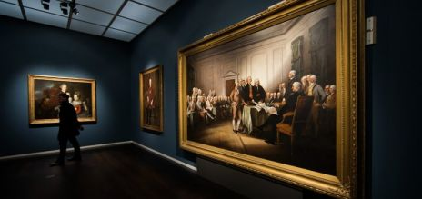 Cologne show: 300 years of US art