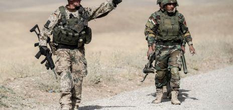 Grünes Licht für neues Irak-Mandat