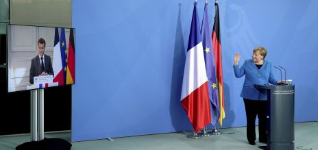 """""""Europa im Eilmarsch nach vorne gebracht"""""""