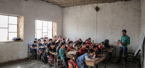 Maas verspricht Menschen in Syrien Hilfe