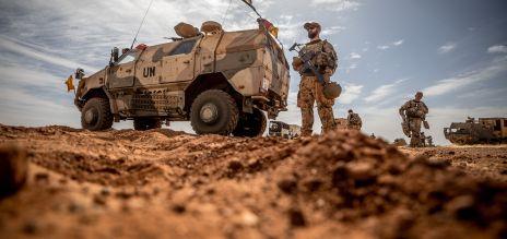 Maas gegen Kampfeinsatz in der Sahelzone