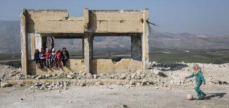Deutschland sagt bei Syrien-Konferenz größten Hilfsbetrag zu