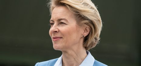 Ursula von der Leyen wurde als Präsidentin der EU-Kommission nominiert